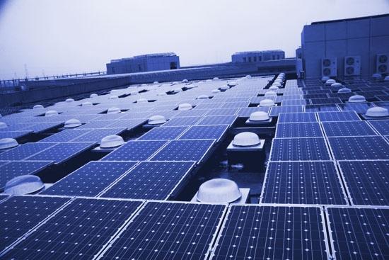 非晶硅薄膜太阳能电池组件33千瓦